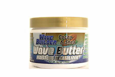 WAVEBUILDER COCOA & SHEA WAVE BUTTER HAIR DRESS  5.1 OZ.