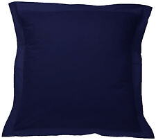 1000 TC 2PC PILLOW SHAMS 100% EGYPTIAN COTTON ALL SIZES AND COLORS