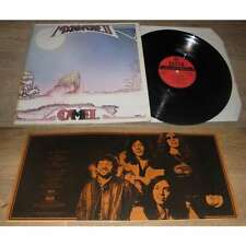 CAMEL - Moonmadness LP Psych Prog 1976 French Press