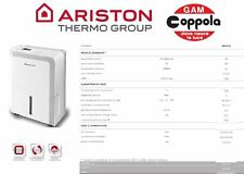 DEUMIDIFICATORE D'ARIA ARISTON THERMO DEOS 20 20 LT - 24 HR 3381084