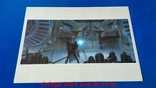 STAR WARS RETURN OF THE JEDI REPRODUCTION PAINTING BY RALPH McQUARRIE (15)