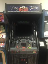 "1983 Atari ""Star Wars"" Upright video arcade Game In Collector Quality"