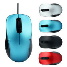 1200DPI USB Wired Mice Ergonomic Durable Optical Gaming Mouse For PC Laptop
