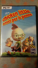 CHICKEN LITTLE Amici per le Penne  PC SIGILLATO ITALIANO