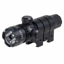 Tactical Red Laser Sight Outside For Adjust Rifle Gun Scope Device