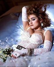 Madonna Pop Star Glossy Publicity Photo Music Print Picture