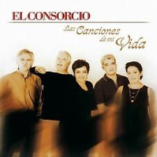 Las Canciones de Mi Vida by El Consorcio (CD, Feb-2000, Sony Discos Inc.)NEW CD