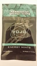 VOJO The Ultimate Energy Mint Peppermint 1 Pack 40 Pcs= 5 Energy Drinks