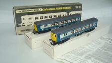 WRENN W3004/5 B.R.BLUE/GREY PULLMAN EMU BRIGHTON BELLE BOX SET NR MINT CONDITION