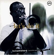 Louis Armstrong Let's Do It 2CD