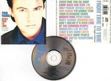 """PAUL YOUNG """"From Time To Time"""" (CD) The Singles Collection 1991"""