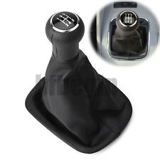 5 Speed GEAR SHIFT KNOB GAITOR BOOT For Volkswagen VW PASSAT 3BG 3B B5 97-06