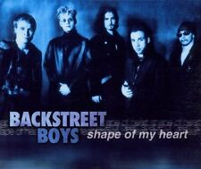 Backstreet Boys Shape of my heart (2000) [Maxi-CD]