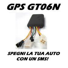 GPS tracking trova la tua auto e spegnila! microfono SOS google maps GT06N