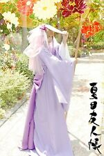 Natsume's Book of Friends Natsume Yuujinchou Natsume costume cosplay customize k