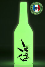 FLAIR BOTTLE FLYBOTTLE FOSFO GREEN PHOSPHORESCENT - JUGGLING EQUIPMENT