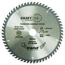 Trend Lame de scie sauteuse 215mm x 60 dents x 30mm CSB/21560