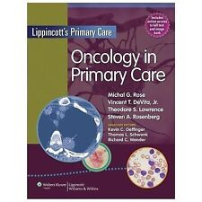 Oncology in Primary Care (Lippincott's Primary Care) Rose MD, Dr. Michal Hardco