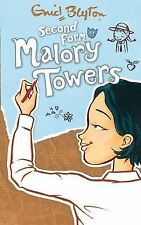 NEW (2)  SECOND FORM AT MALORY TOWERS ( MALORY TOWERS book )  Enid Blyton