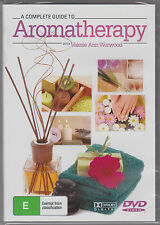 AROMATHERAPY COMPLETE GUIDE - Valerie Ann WORWOOD DVD (NEW & SEALED)