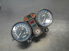 77 1977 YAMAHA XS 500 MOTORCYCLE BIKE ENGINE BODY RPM MPH SPEED TACH GAUGES