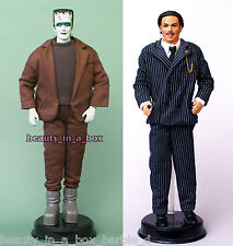 Munsters Herman Addams Family Gomez Ken Doll NO BOX Just Removed Barbie Lot 2""