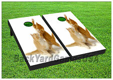 VINYL WRAPS Cornhole Boards DECALS Ginger Kittens BagToss Game Stickers 819