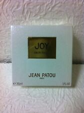 JOY EAU DE TOLIETTE JEAN PATOU 30ML 1 FL. OZ,  RE 1302 NEW UNOPENED