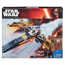 Star Wars The Force Awakens Poe's X-Wing Fighter NEW