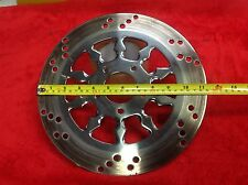 "Harley Davidson RC Components Royale 11.5"" Chrome 11 1/2"" Rotor"