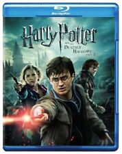 Harry Potter And The Deathly Hallows Part 2 - Blu Ray - Disc Only
