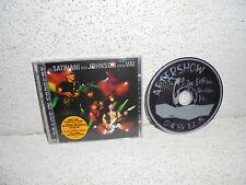 G3: Live in Concert : Eric Johnson  /Joe Satriani / Steve Vai CD Compact Disc