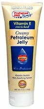 Creamy Petroleum Jelly Tube 7 oz