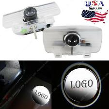 2x Projector Laser Door Welcome Shadow Logo Led Lights For For Honda Accord