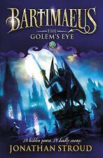 The Golem's Eye by Jonathan Stroud Medium Paperback 20% Bulk Book Discount