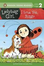 I Love You, Bingo (Ladybug Girl)-ExLibrary