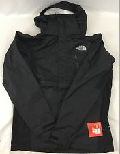 The North Face Men's Brooks Trail Hooded Jacket DryVent Black Size Medium