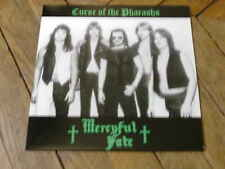 MERCYFUL FATE Curse of the Pharaohs LP