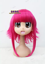 League of Legends Annie Cosplay wig costume Pink Colour ver2