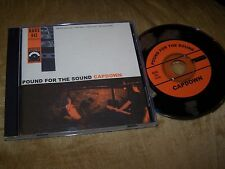 CAPDOWN : POUND PARA LA SONIDO CD ÁLBUM HAUS043 2001 SKA PUNK RANCID