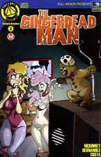 GINGERDEAD MAN #2 Dan Mendoza VARIANT Cover LIMITED to 1,500 Copies NEW