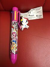 Tokidoki Multi-Color Pen Featuring Stellina Unicorno (AAA)