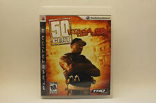 50 Cent Blood on the Sand (Sony PlayStation 3, 2009)