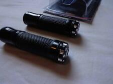 NEW BIKE MASTER REVOLVER MOTORCYCLE HAND GRIPS GRIP WITH BAR END BUILT IN