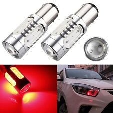 BRIGHT High Power! BAY15D 1157 LED Tail Light Stop Bulbs RED VS VT VX VY VZ VE
