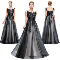 GK PLUS SIZE Long Wedding Formal Gown Evening Prom Party Bridesmaid MAXI Dresses