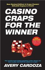 Casino Craps for the Winner by Avery Cardoza (2010, Paperback)
