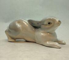 Lladro Zaphir figurine RABBIT Bunny Hare animal figurine - Spain