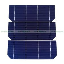 """40pcs 6""""x2"""" 70W DIY Mono Solar Cell Kit for Cellphone Battery Charging Outdoor"""