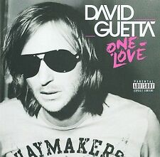 David Guetta : One Love CD